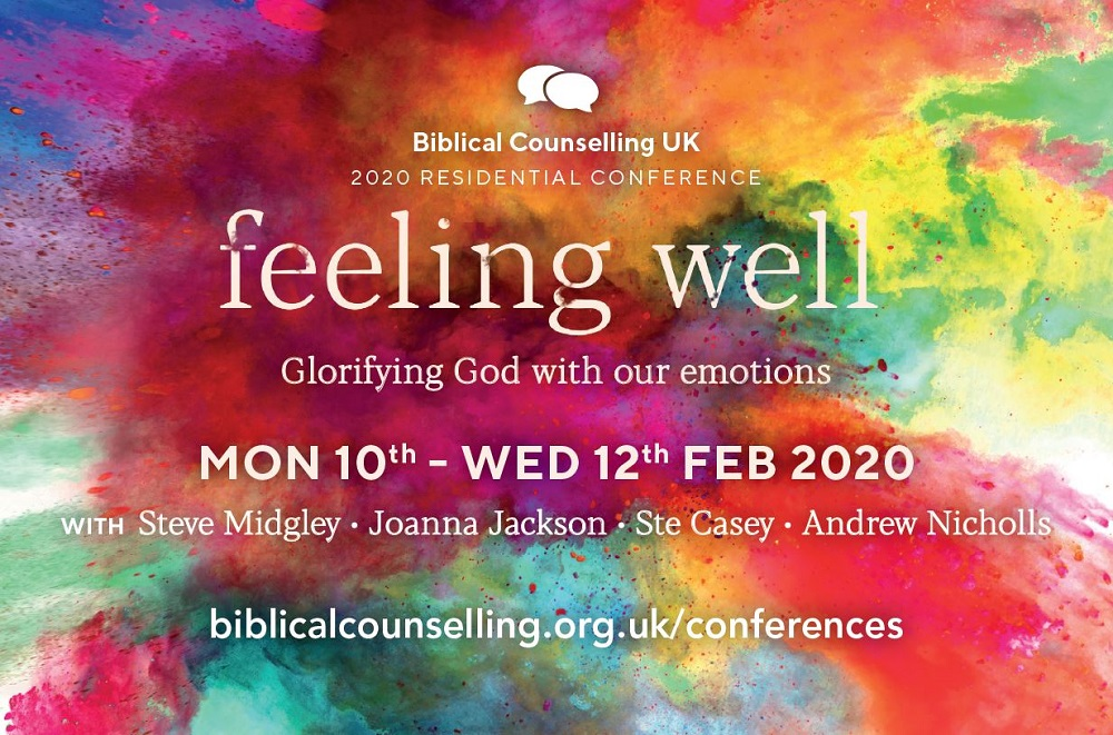 Residential Conference 2020 – Biblical Counselling UK
